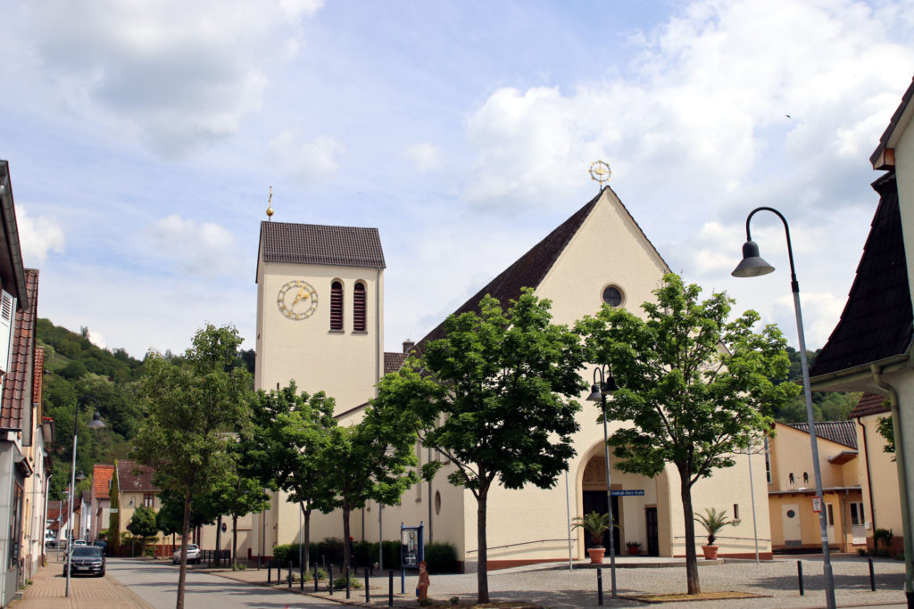 Bartholomäuskirche Laudenbach