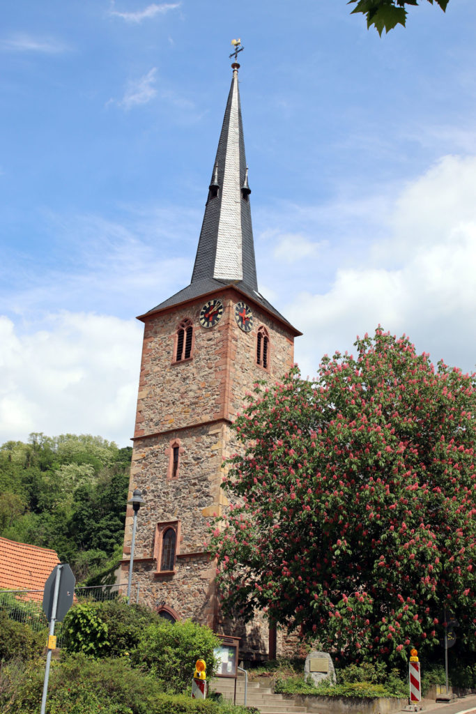 Bergkirche Laudenbach