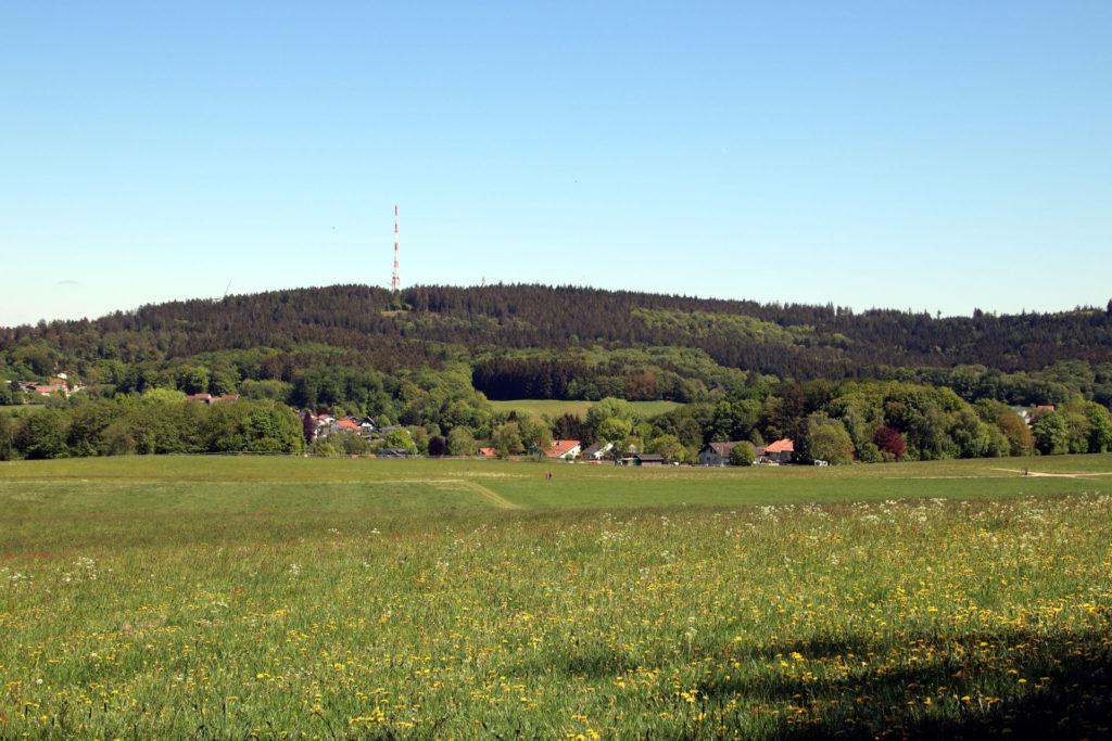 Schöne Aussicht Ober-Abtsteinach