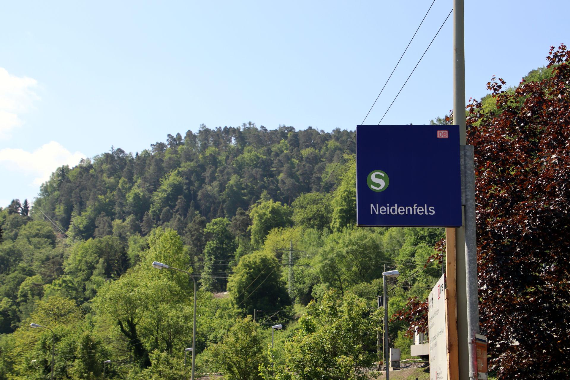 Neidenfels – Lamprechtskreuz – Eckkopf – Deidesheim
