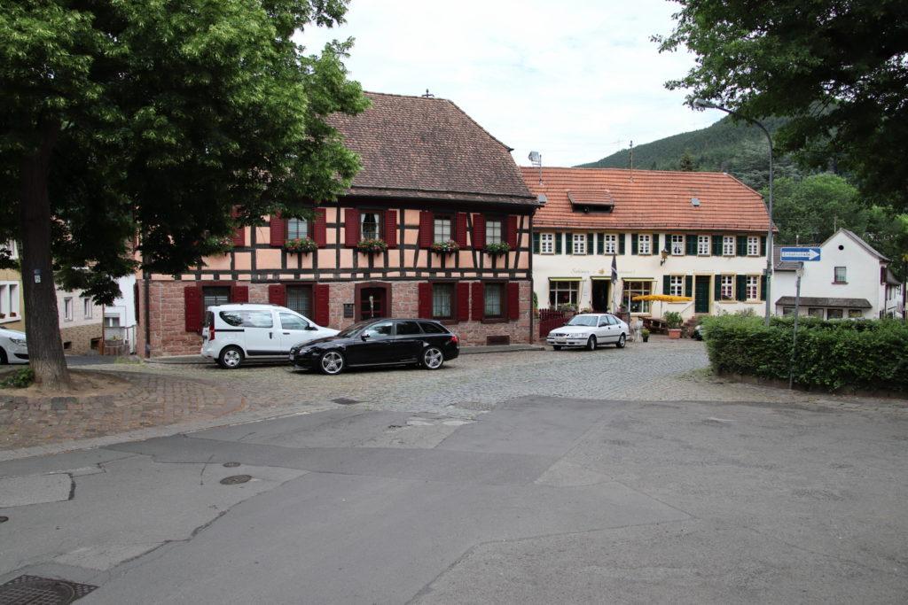 Marktstraße Lambrecht