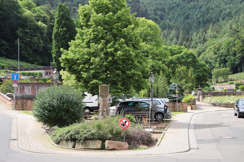 Friedhof Lambrecht