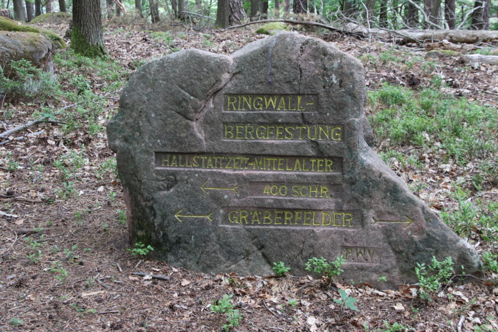 Ringwall-Bergfestung