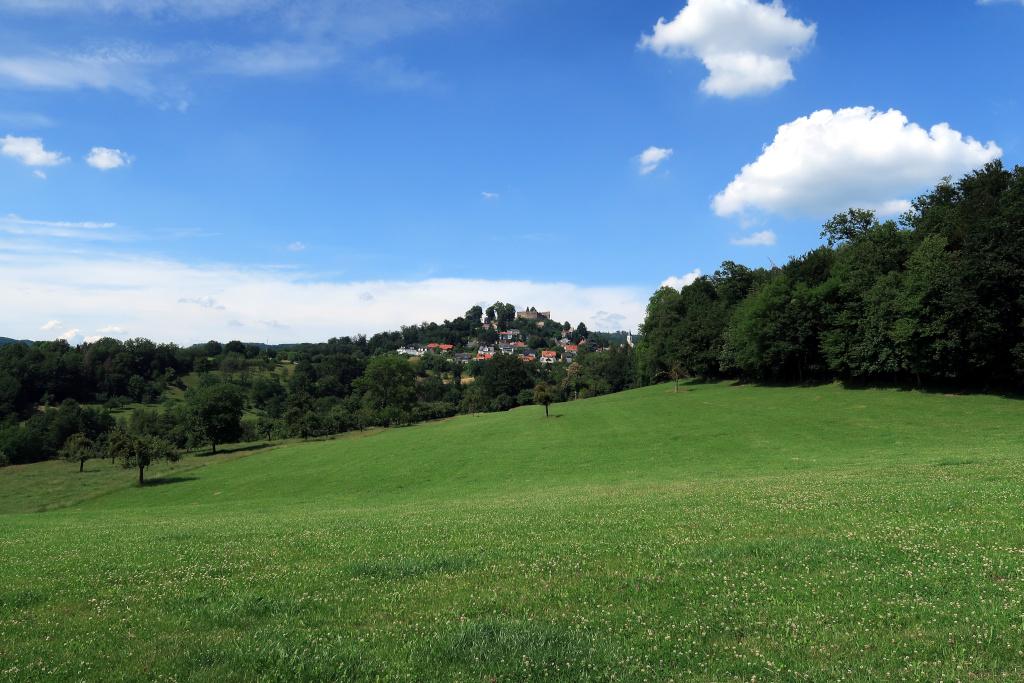 Fürth im Odenwald – Burg Lindenfels – Weinheim